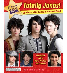 Star Scene: Totally Jonas!