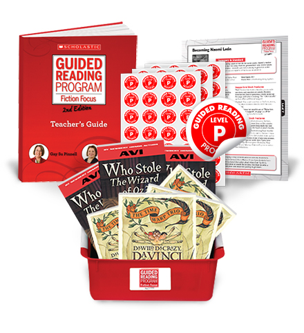 Guided Reading Fiction Focus Second Edition Level P By