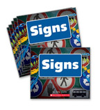 Guided Reading Set: Level C – Signs