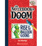 Notebook of Doom: The Rise of the Balloon Goons
