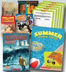 My Books Summer Grade 3 Nonfiction Focus (5 Books)
