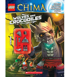 LEGO® Legends of Chima: Wolves and Crocodiles