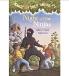 Magic Tree House: #5 Night of the Ninjas