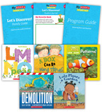 My Books Every Day Let's Discover! (STEAM) Grade PreK