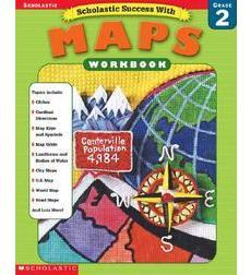 Scholastic Success With Maps (Grade 2)
