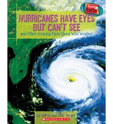 Speedy Facts: Hurricanes Have Eyes But Can't See