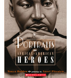 Portraits of African-American Heroes