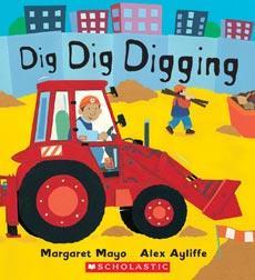 Dig Dig Digging 9780439927840