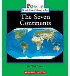 Rookie Read-About® Science—Continents: The Seven Continents