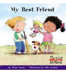 My First Reader: My Best Friend