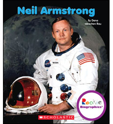 Rookie Biographies: Neil Armstrong