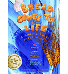 Bread Comes To Life:A Garden Of Wheat And A Loaf To Eat