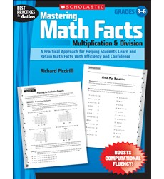 Mastering Math Facts: Multiplication & Division