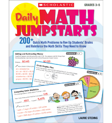 Daily Math Jumpstarts