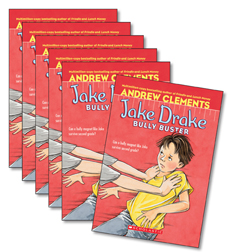 Guided Reading Set: Level P – Jake Drake, Bully Buster