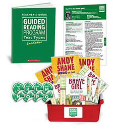 Guided Reading Text Types: Grade 3 Levels, J–Q