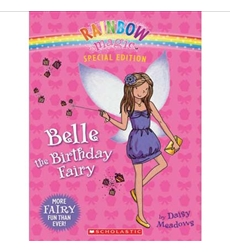 Rainbow Magic-Special Edition: Belle the Birthday Fairy