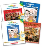Read & Rise Books and Fun Cards Ages 5 & Up