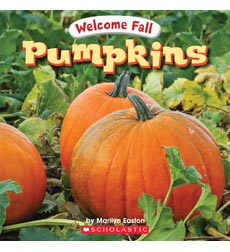 Welcome Fall: Pumpkins