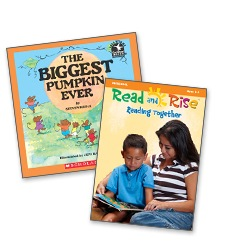 Read & Rise Reading Together Take-Home Pack Ages 2-5 - Pack A