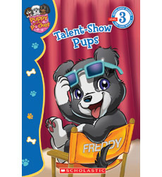 Scholastic Reader!® Level 3-Puppy in my Pocket: Talent-Show Pups