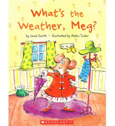 What's The Weather, Meg?