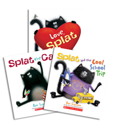 Splat the Cat Grades PreK-2