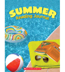 My Books Summer Journal Grades 3-5