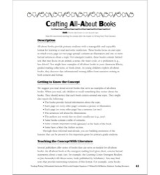 Crafting All-About Books (Nonfiction Writing): Leveled Graphic Organizers