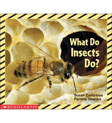 Emergent Science Readers: What Do Insects Do?