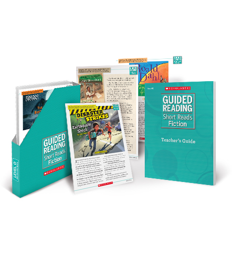 Guided Reading Short Reads Fiction Level Q