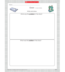 Owen - Activity Sheet