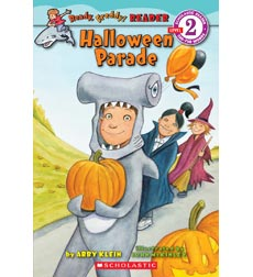 Scholastic Reader! Level 2-Ready, Freddy!: Halloween Parade