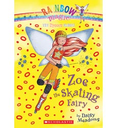 Rainbow Magic-The Sports Fairies: Zoe the Skating Fairy