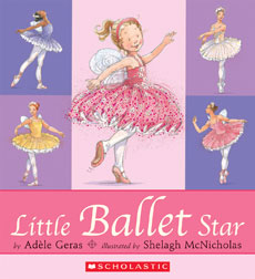 Little Ballet Star 9780545279741