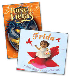 Take Home Book Pack Spanish Fiction and Nonfiction Grade 3