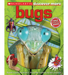 Scholastic Discover More: Bugs