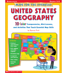 Scholastic Success With Maps Grade By Linda Ward Beech - Us map crosswords scholastic professional books answers