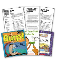 Health & Wellness—Literacy Theme Pack Express Grade 5