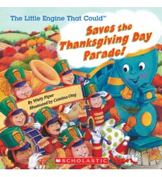 The Little Engine That Could Saves the Thanksgiving Parade!