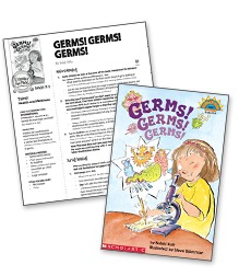 Germs! Germs! Germs! - Literacy Fun Pack Express