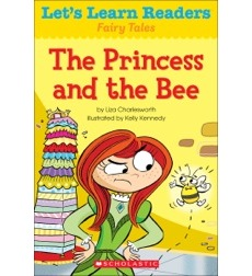 Let's Learn Readers: The Princess and the Bee