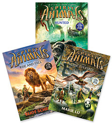 Spirit Animals Collection Grades 4-6