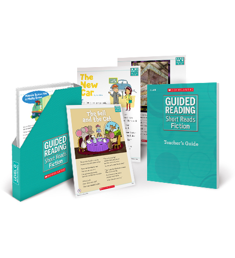 Guided Reading Short Reads Fiction Level G