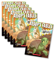 Guided Reading Set: Level T - Aesop's Fables
