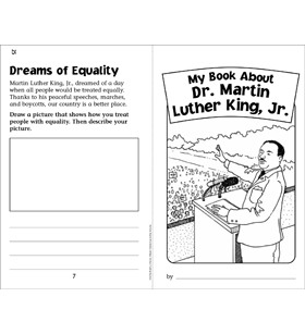 My Book About Dr. Martin Luther King, Jr.