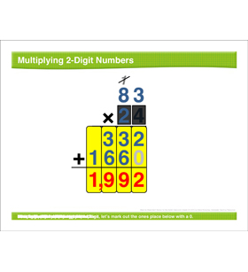 Math Review: Multiply 2-Digit Numbers, Mixed Numbers, Angles, Prime/Composite Numbers