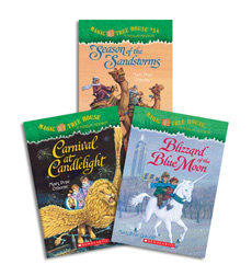 More of the Magic Tree House Grades 2-4