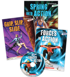 Investigators Whole Class Pack - Forces Grades 3-4