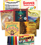 My Books Summer Grade 4 STEM (5 Books)